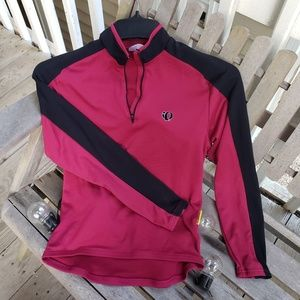 PEARL IZUMI LADIES CYCLING TOP